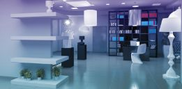 Buniyad - rent Commercial Showroom in Delhi Kailash Colony SqFt. in 5.5 Lac 1