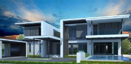 Buniyad - rent Residential Bungalow/Villa in Greater Noida Beta of 423.0 SqMt. in 1.25 Lac 1